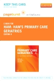 cover image - Ham's Primary Care Geriatrics Elsevier eBook on VitalSource (Retail Access Card),6th Edition