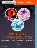 cover image - Medical Microbiology,8th Edition