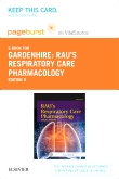 cover image - Rau's Respiratory Care Pharmacology - Elsevier eBook on VitalSource (Retail Access Card),9th Edition