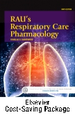 Rau's Respiratory Care Pharmacology - Text and Workbook Package, 9th Edition