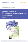 Elsevier Adaptive Quizzing for Jarvis Physical Examination and Health Assessment (Retail Access Card), 7th Edition