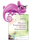 cover image - Elsevier Adaptive Quizzing for Jarvis Physical Examination and Health Assessment,7th Edition