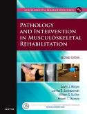 cover image - Pathology and Intervention in Musculoskeletal Rehabilitation,2nd Edition