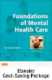Foundations of Mental Health Care and Elsevier Adaptive Quizzing Package, 5th Edition