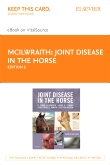 cover image - Joint Disease in the Horse - Elsevier eBook on VitalSource (Retail Access Card),2nd Edition