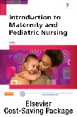 Introduction to Maternity & Pediatric Nursing and Elsevier Adaptive Quizzing Package, 7th Edition