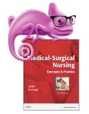 cover image - Elsevier Adaptive Quizzing for Medical-Surgical Nursing,2nd Edition