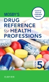 cover image - Mosby's Drug Reference for Health Professions - Elsevier eBook on VitalSource,5th Edition
