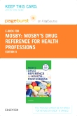 cover image - Mosby's Drug Reference for Health Professions - Elsevier eBook on VitalSource (Retail Access Card),5th Edition