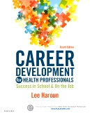 cover image - Career Development for Health Professionals,4th Edition