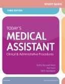 cover image - Study Guide for Today's Medical Assistant,3rd Edition