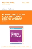 cover image - Study Guide for Today's Medical Assistant - Elsevier eBook on VitalSource (Retail Access Card),3rd Edition