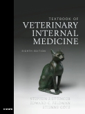 cover image - Textbook of Veterinary Internal Medicine - Elsevier eBook on VitalSource,8th Edition