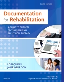 cover image - Documentation for Rehabilitation,3rd Edition