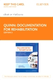 cover image - Documentation for Rehabilitation - Elsevier eBook on VitalSource (Retail Access Card),3rd Edition