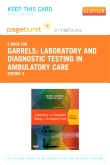 cover image - Laboratory and Diagnostic Testing in Ambulatory Care - Elsevier eBook on VitalSource (Retail Access Card),3rd Edition