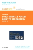 cover image - Merrill's Pocket Guide to Radiography - Elsevier eBook on VitalSource (Retail Access Card),13th Edition