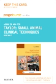 Small Animal Clinical Techniques - Elsevier eBook on Intel Education Study (Retail Access Card), 2nd Edition
