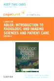 cover image - Introduction to Radiologic and Imaging Sciences and Patient Care - Elsevier eBook on VitalSource (Retail Access Card),6th Edition