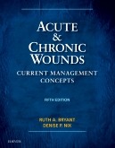 cover image - Acute and Chronic Wounds,5th Edition