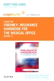Insurance Handbook for the Medical Office - Elsevier eBook on VitalSource (Retail Access Card), 14th Edition
