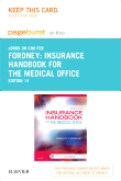 Insurance Handbook for the Medical Office - Elsevier eBook on Intel Education Study (Retail Access Card), 14th Edition