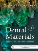 cover image - Dental Materials - Elsevier eBook on VitalSource,11th Edition