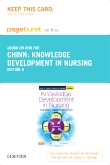 cover image - Knowledge Development in Nursing - Elsevier eBook on Intel Education Study (Retail Access Card),9th Edition