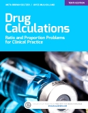 cover image - Drug Calculations,10th Edition