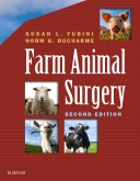 cover image - Farm Animal Surgery - Elsevier eBook on VitalSource,2nd Edition