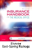 cover image - Insurance Handbook for the Medical Office - Text and Workbook Package,14th Edition