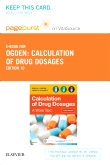 cover image - Calculation of Drug Dosages - Elsevier eBook on VitalSource (Retail Access Card),10th Edition