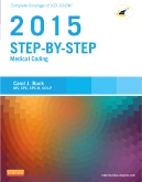 cover image - Step-by-Step Medical Coding, 2015 Edition - Elsevier eBook on Intel Education Study