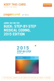 Step-by-Step Medical Coding, 2015 Edition - Elsevier eBook on Intel Education Study (Retail Access Card)
