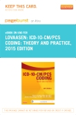 ICD-10-CM/PCS Coding: Theory and Practice, 2015 Edition - Elsevier eBook on Intel Education Study (Retail Access Card)