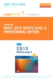 2015 HCPCS Level II Professional Edition - Elsevier eBook on VitalSource (Retail Access Card)