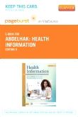 Health Information - Elsevier eBook on VitalSource (Retail Access Card), 5th Edition