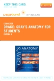 cover image - Gray's Anatomy for Students - Elsevier eBook on VitalSource (Retail Access Card),3rd Edition