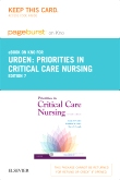 Priorities in Critical Care Nursing - Elsevier eBook on Intel Education Study (Retail Access Card), 7th Edition