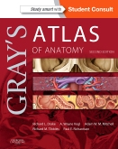 cover image - Gray's Atlas of Anatomy Elsevier eBook on VitalSource,2nd Edition
