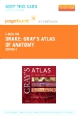 cover image - Gray's Atlas of Anatomy - Elsevier eBook on VitalSource (Retail Access Card),2nd Edition