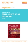 Gray's Atlas of Anatomy Elsevier eBook on Intel Education Study (Retail Access Card), 2nd Edition
