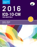 cover image - 2016 ICD-10-CM Hospital Professional Edition - Elsevier eBook on VitalSource
