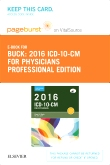 2016 ICD-10-CM Physician Professional Edition - Elsevier eBook on VitalSource (Retail Access Card)