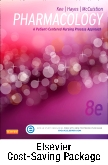 cover image - Pharmacology - Text and Adaptive Learning Package,8th Edition
