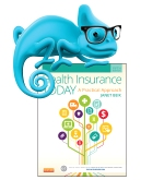 cover image - Elsevier Adaptive Learning for Health Insurance Today,5th Edition