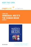 cover image - Nolte's The Human Brain Elsevier eBook on VitalSource (Retail Access Card),7th Edition