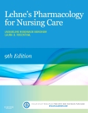 cover image - Lehne's Pharmacology for Nursing Care,9th Edition