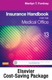 Insurance Handbook for the Medical Office - Text and Adaptive Learning Package, 13th Edition