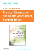 cover image - Health Assessment Online for Physical Examination and Health Assessment, Version 4 (Access Code),7th Edition